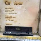 'Calcium' by Malcom Lewis
