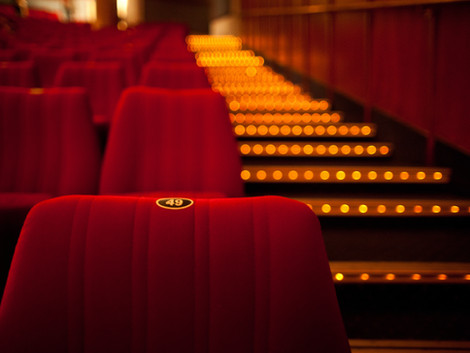 Coronavirus Causes Panic Amongst Theaters