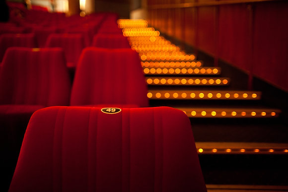 Public Performance License for Movie Theater, Festival or Conference Screening
