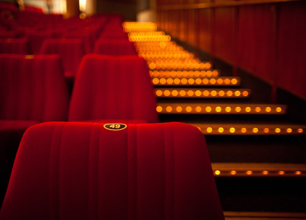To the movies