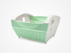 Mini Colander - Sage Green