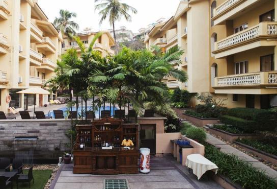 sandalwood resort goa 1