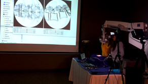 DePuy Synthes surgical spine course with RealSpine in Colombia
