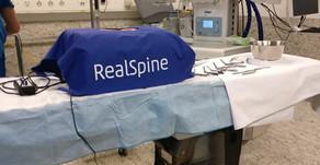 RealSpine Workshop at the Cantonal Hospital Baselland in Liestal