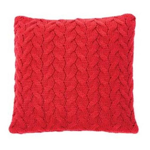 Rudolf Red Cushion