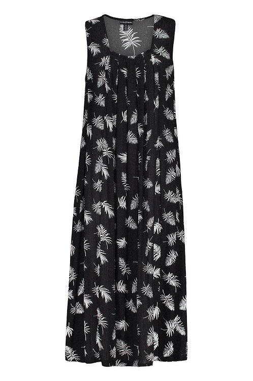 Sleeveless Maxi Dress w/ Pockets