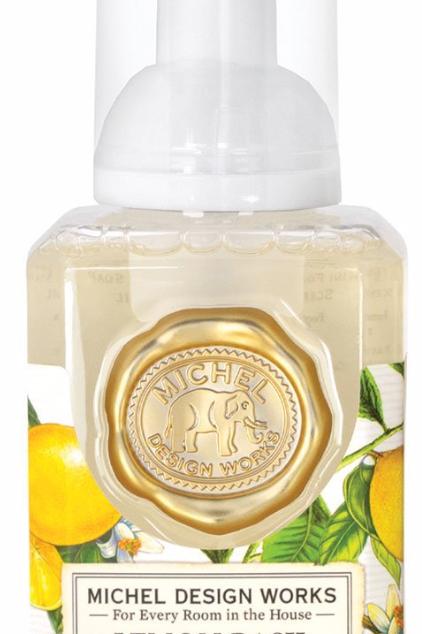 Lemon Basil Mini Foaming Soap