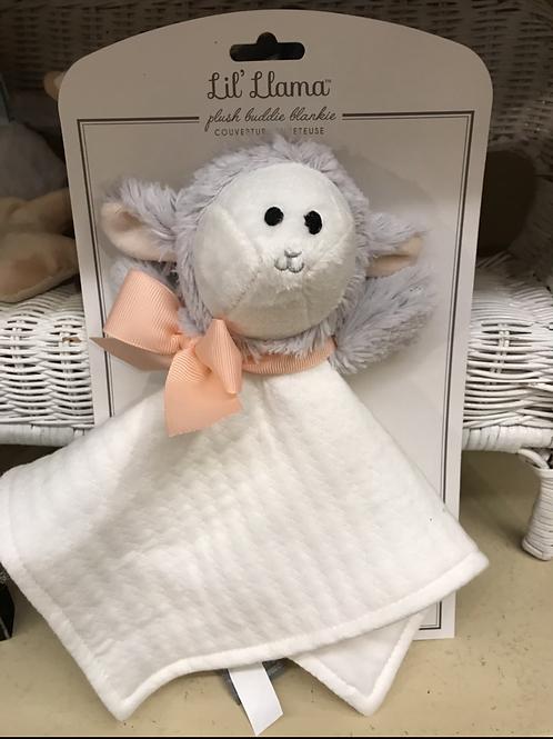 Plush Buddie Blanket