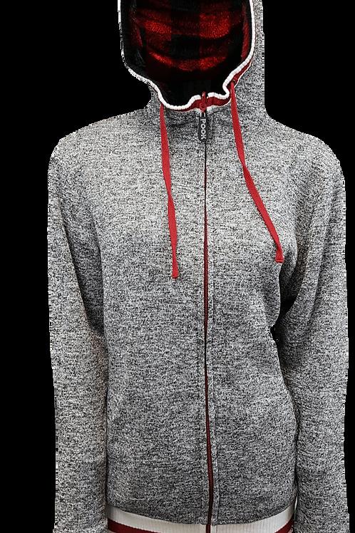 Pook Reversible Hooded Full Zip