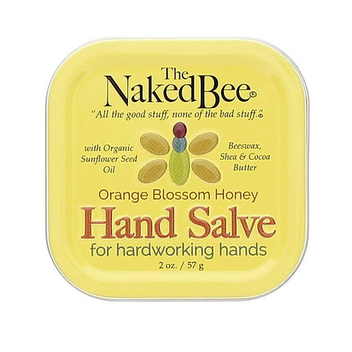 The Naked Bee® Hand Salve