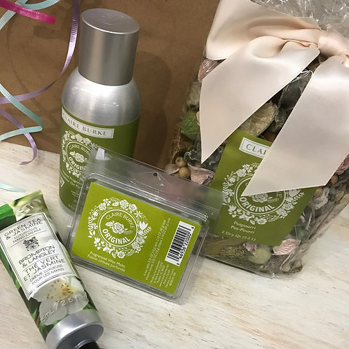 Claire Burke Gift Set