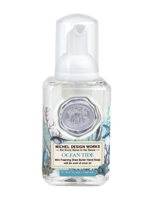 Ocean Tide Mini Foaming Soap
