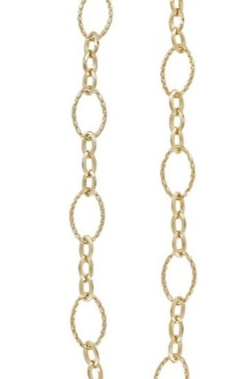 Myka Bright Gold Necklace