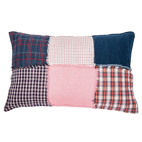 Louis Pillow Sham Queen Size