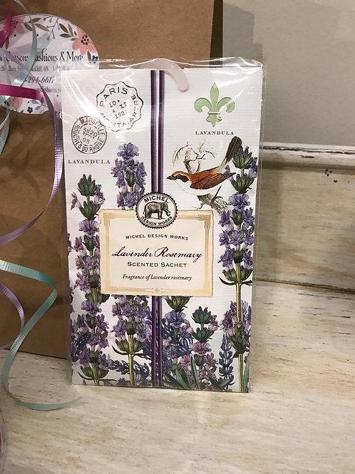 Lavender Rosemary scented sachet
