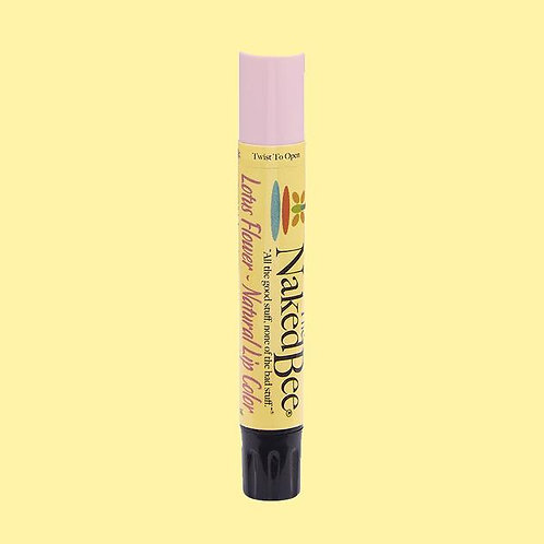 The Naked Bee® Lip Color