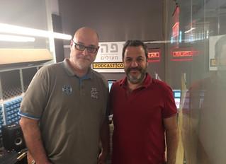 פרק 100- שיחה עם רוני שניידר, מנהל הקריאייטיב האגדי