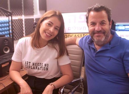 פרק 103- שיחה עם תמי טיש, במאית אירועי ענק
