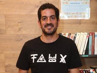 פרק 73- שיחה עם אלעד בן דוד, מנהל קריאייטיב ומוצר ב-WIX