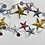 Thumbnail: FYO STAR ADVENT GARLAND SCANDI