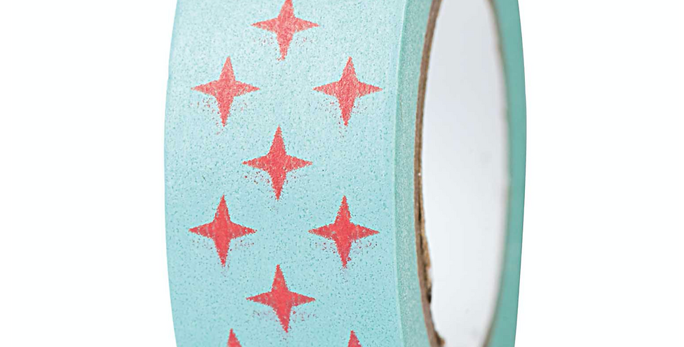 "WASHI TAPE ""POLAR STAR"""