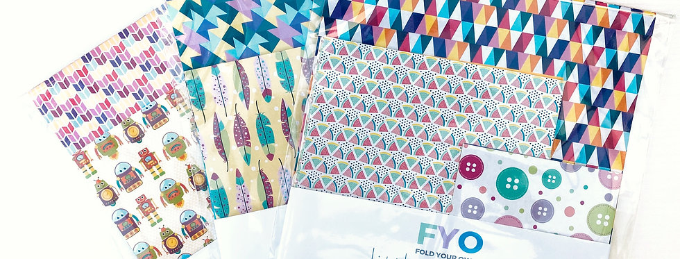 LUCKY DIP PAPER PACK MULTICO