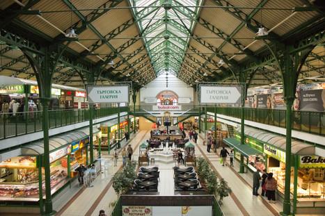 Sofia Central Market (11 minute walk)