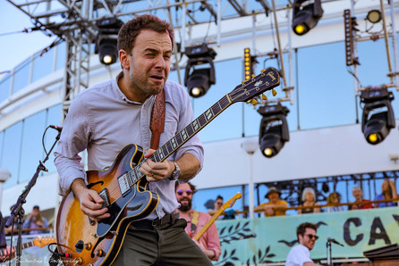 Taylor Goldsmith's expressive face