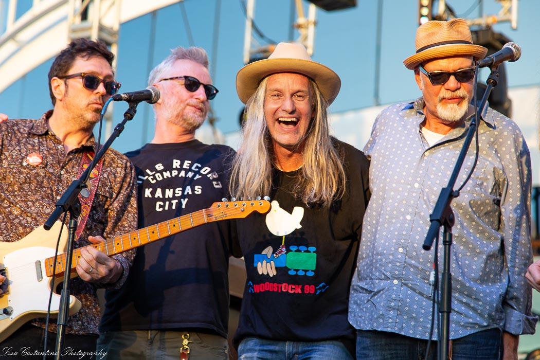 Woodstock tribute- Will, Phil, Steve, Bi