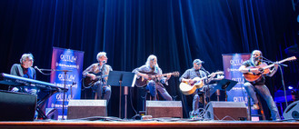 Steve Earle's Sirius Session at Sea with the Flatlanders and Terry Allen