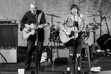 Tommy Emmanuel and Molly Tuttle