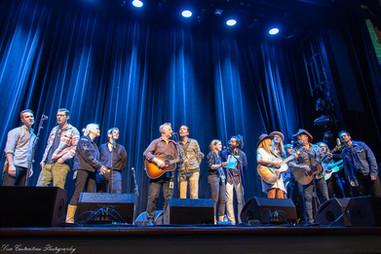 Billy Bragg's Woody Guthrie Tribute - finale