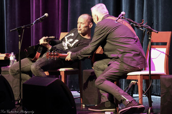 Paul Thorn and Tommy Emmanuel more goofing around