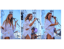 Kasey Chambers triptych