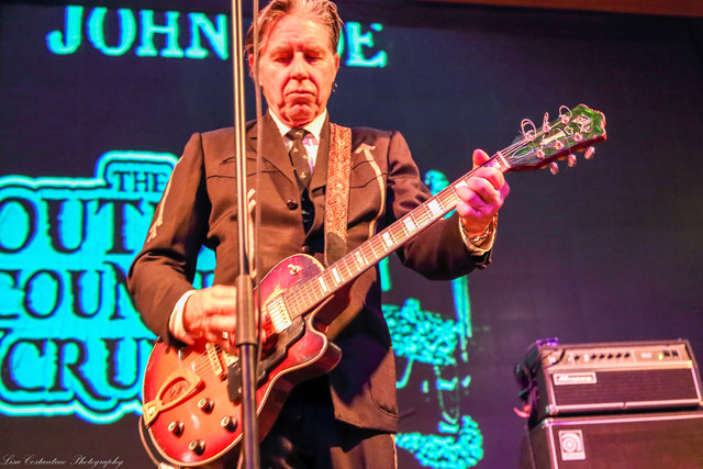 John Doe during his Rock and Roll show