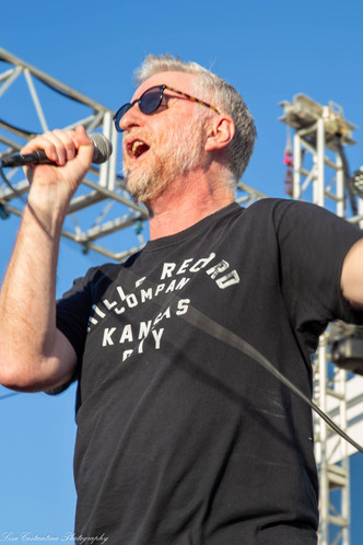 Woodstock tribute - Billy Bragg
