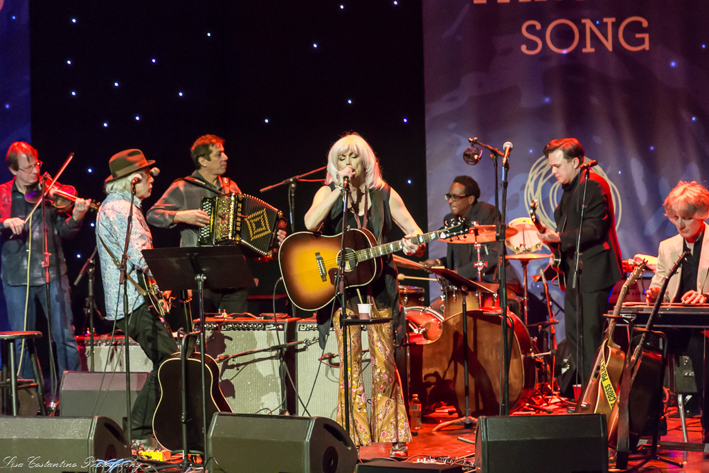 The Buddy Miller Band with Emmylou Harris on the Buddy and Jim Show