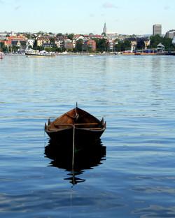 Oslo from Bygdoy Peninsula