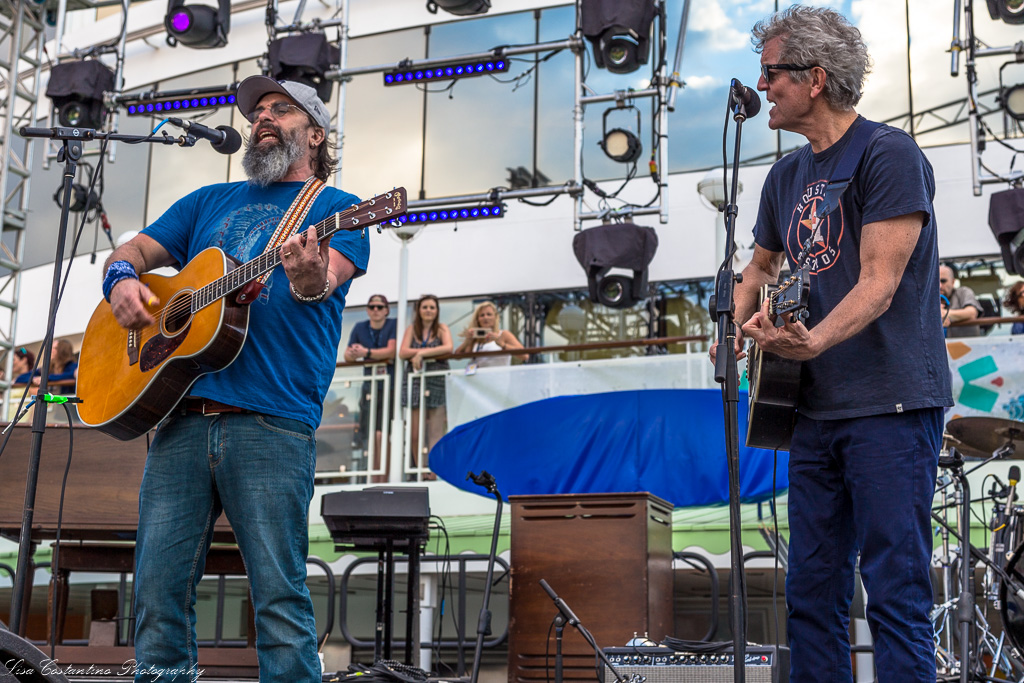 Steve Earle and Rodney Crowell Guy Clark Tribute