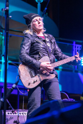 Soulful Lucinda Williams