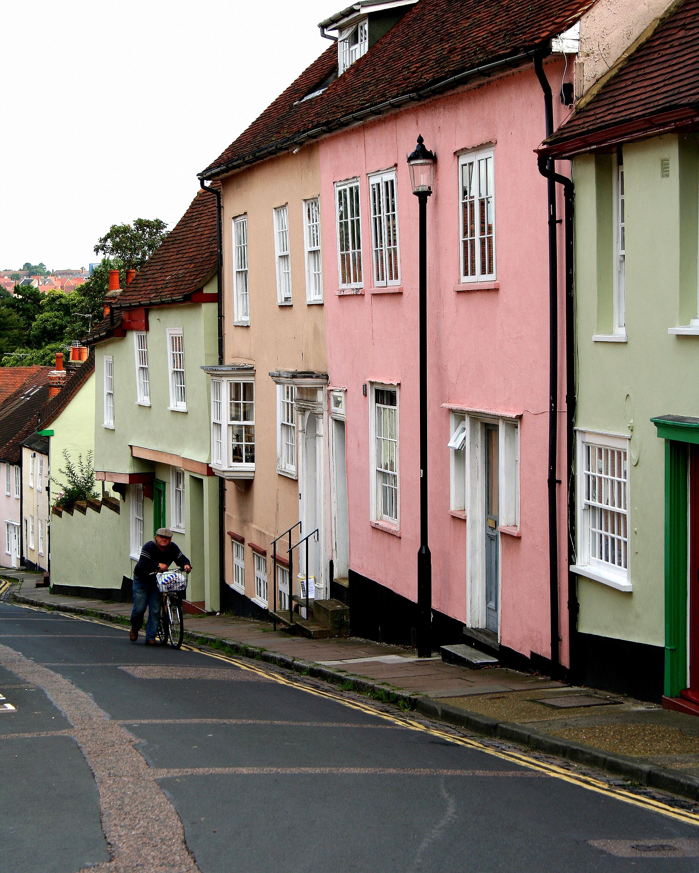 Colchester pastels