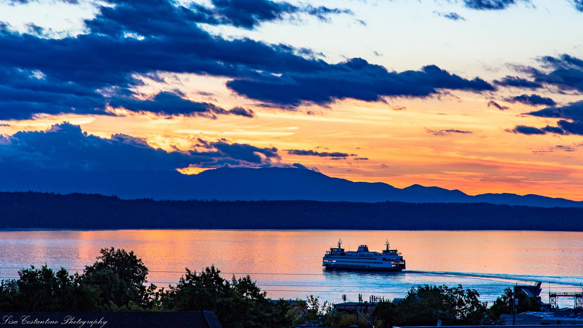Ferry across the Sound 2