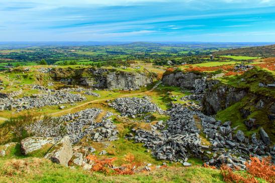 Tamar Valley from Bodmin Moor