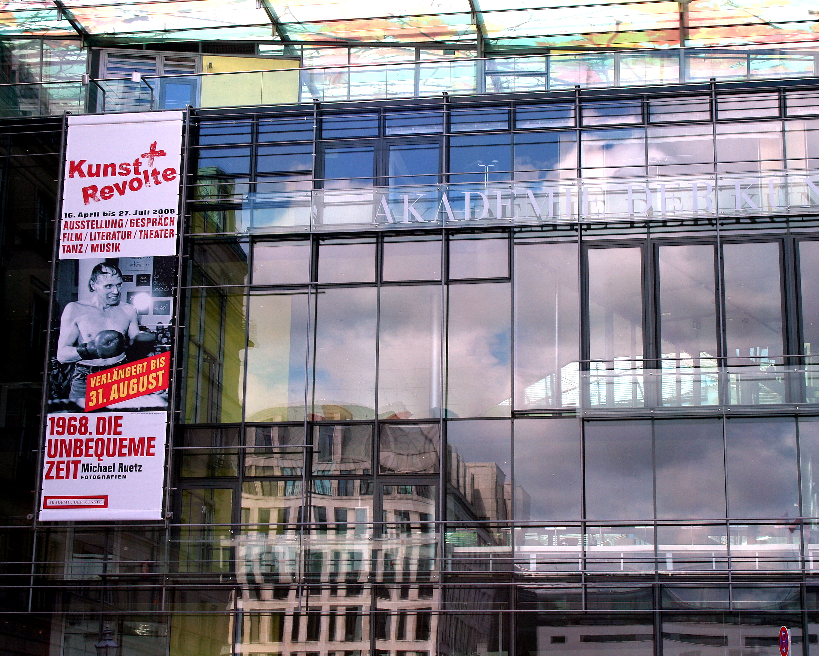 Akademie der Kunste, Berlin