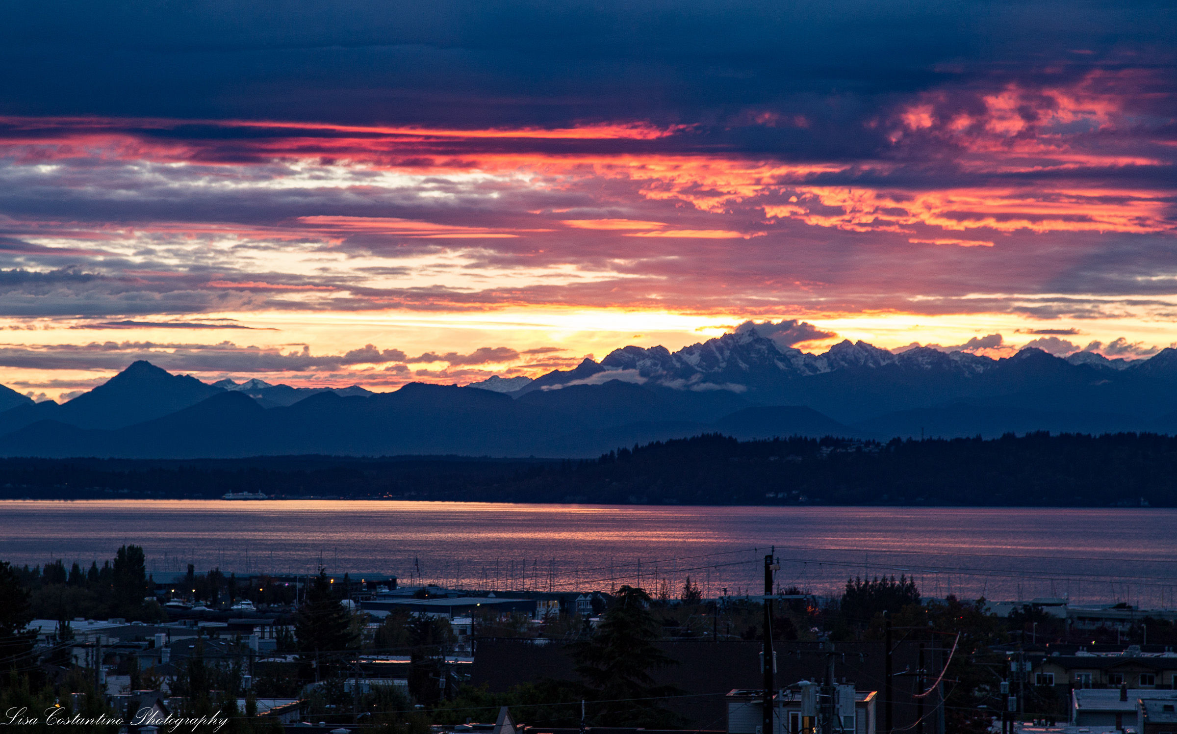 Last color over Edmonds