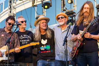 Woodstock tribute- Will Kimbrough, Billy Bragg, Steve Poltz, Phil Madeira, Oliver Wood