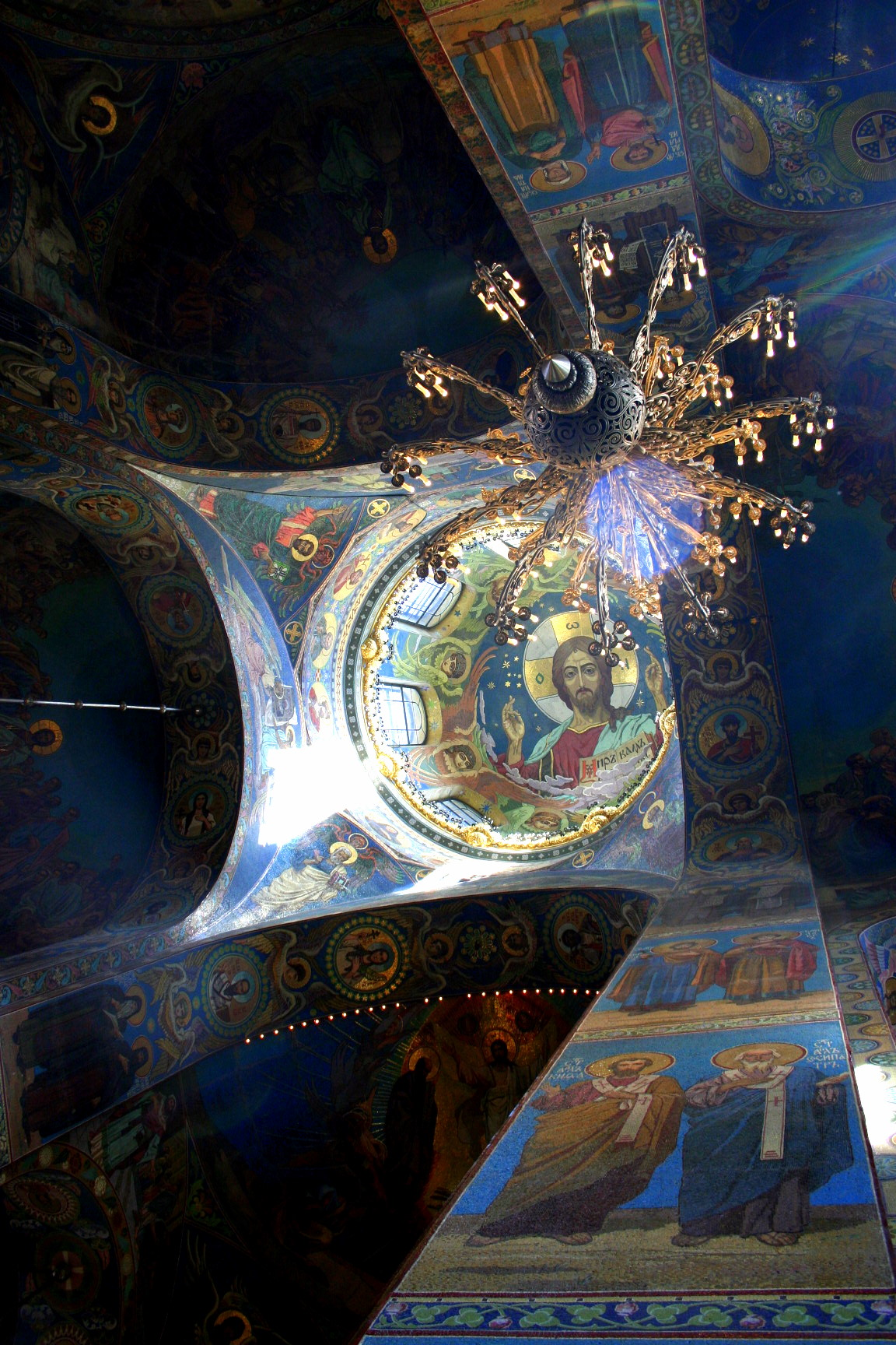 Vault detail, Church on Spilled Blood