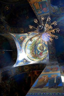 Vault detail, Church on Spilled Blood