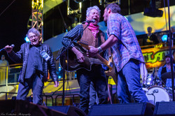 Joe Ely, Willy Braun, Terry Allen rockin