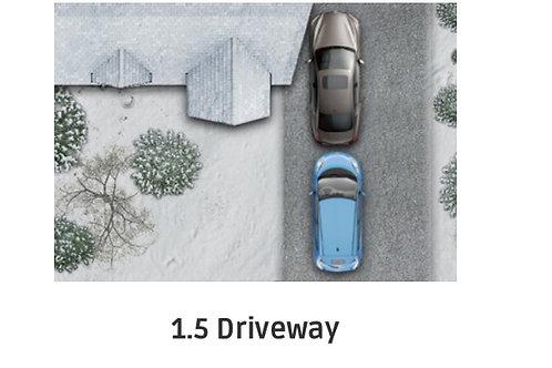 1.5 Driveway